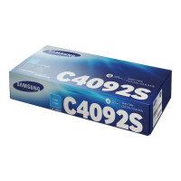 Samsung CLT-C4092S - Cyan - original - toner cartridge (SU005A) - for Samsung CLX-3170, CLX-3175, CLX-3176, CLX-4175
