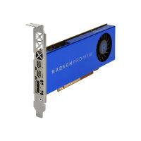 AMD Radeon Pro WX 3100 - Graphics Card - Radeon Pro WX 3100 - 4 GB GDDR5 Low Profile - 2 x Mini DisplayPort, DisplayPort for HP Workstations