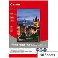 Canon Photo Paper Plus SG-201 - Semi-glossy satin - 101.6 x 152.4 mm - 260 g/m² - 50 sheet(s) photo paper - for PIXMA iP3680, iP4820, iP4850, MG8250, MP198, MP228, MP245, MP252, MP258, MP476; S450