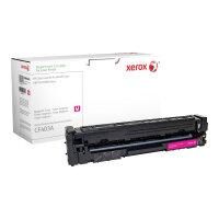Xerox HP Colour LaserJet Pro M252 - Magenta - toner cartridge (alternative for: HP 201A) - for HP Color LaserJet Pro M252dn, M252dw, M252n, MFP M274n, MFP M277c6, MFP M277dw, MFP M277n