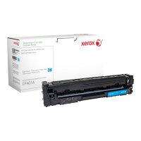 Xerox HP Colour LaserJet Pro M252 - Cyan - toner cartridge (alternative for: HP 201A) - for HP Color LaserJet Pro M252dn, M252dw, M252n, MFP M274n, MFP M277c6, MFP M277dw, MFP M277n