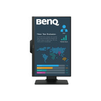 "BenQ BL2381T - LED monitor - 22.5"" - 1920 x 1200 WUXGA - IPS - 250 cd/m² - 1000:1 - 5 ms - HDMI, DVI-D, VGA, DisplayPort - speakers - black"