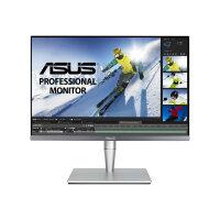 "ASUS ProArt PA24AC - LCD monitor - 24.1"" - 1920 x 1200 WUXGA - IPS - 400 cd/m² - 1000:1 - 5 ms - 2xHDMI, DisplayPort, USB-C - speakers - grey"