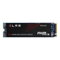 PNY CS3030 - Solid state drive - 500 GB - internal - M.2 2280 - PCI Express