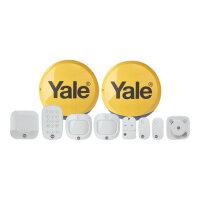 Yale Smart Living Sync Smart Home Alarm - Full Control Kit - home security system - wireless, wired - 868 MHz