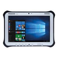 "Panasonic Toughpad FZ-G1 - Tablet - Core i5 7300U / 2.6 GHz - Win 10 Pro 64-bit - 8 GB RAM - 256 GB SSD - 10.1"" IPSa touchscreen 1920 x 1200 - HD Graphics 620 - Wi-Fi, Bluetooth - rugged"