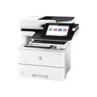 HP LaserJet Enterprise Flow MFP M528z - Multifunction printer - B/W - laser - Legal (216 x 356 mm)/A4 (210 x 297 mm) (original) - A4/Legal (media) - up to 43 ppm (copying) - up to 45 ppm (printing) - 650 sheets - 33.6 Kbps - USB 2.0, Gigabit LAN, Wi-Fi(n)