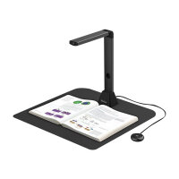 IRIS IRIScan Desk 5 Pro - Digital document camera - colour - 12 MP - 1280 x 1024 - USB 2.0 - AVI, WMV, FLV, MPEG