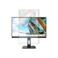 """AOC 22P2DU - LED monitor - 21.5"""" - 1920 x 1080 Full HD (1080p) @ 75 Hz - IPS - 250 cd/m² - 1000:1 - 4 ms - HDMI, DVI, VGA - speakers - black"""