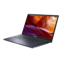 "ASUS ExpertBook P1410CDA EK545R - Ryzen 5 3500U / 2.1 GHz - Win 10 Pro - 8 GB RAM - 256 GB SSD NVMe - 14"" 1920 x 1080 (Full HD) - Radeon Vega 8 - Wi-Fi, Bluetooth - black (bottom), bespoke black (LCD cover), bespoke black (top)"