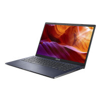 "ASUS ExpertBook P1510CJA EJ457R - Core i5 1035G1 / 1 GHz - Win 10 Pro - 8 GB RAM - 256 GB SSD NVMe - 15.6"" 1920 x 1080 (Full HD) - UHD Graphics - Wi-Fi, Bluetooth - black (bottom), star black (LCD cover), star black (top)"