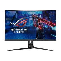 "ASUS ROG Strix XG32VC - LED monitor - curved - 31.5"" - 2560 x 1440 WQHD @ 170 Hz - VA - 400 cd/m² - 3000:1 - 1 ms - HDMI, DisplayPort, USB-C"