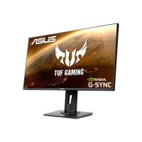 "ASUS TUF Gaming VG279QM - LED monitor - 27"" - 1920 x 1080 Full HD (1080p) @ 280 Hz - IPS - 400 cd/m² - 1000:1 - 1 ms - 2xHDMI, DisplayPort - speakers"