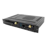 Avocor AVC-OPSi7 PC - Gen 7 - digital signage player - Intel Core i7 - RAM 16 GB - SSD - 240 GB - Windows 10 Pro