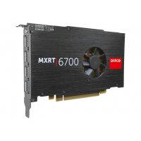 Barco MXRT-6700 - Graphics card - 8 GB GDDR5 - PCIe 3.0 x16 - 4 x DisplayPort