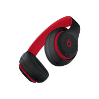 Beats Studio3 Wireless - The Beats Decade Collection - headphones with mic - full size - Bluetooth - wireless - active noise cancelling - noise isolating - red, defiant black - for iPad/iPhone/iPod/TV/Watch