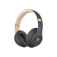Beats Studio3 Wireless - The Beats Skyline Collection - headphones with mic - full size - Bluetooth - wireless - active noise cancelling - noise isolating - shadow grey - for iPad/iPhone/iPod/TV/Watch