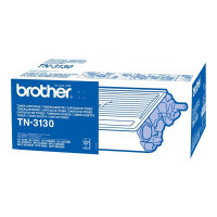 Brother TN3130 - Black - original - toner cartridge - for Brother DCP-8060, 8065, HL-5240, 5250, 5270, 5280, MFC-8460, 8860, 8870