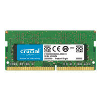Crucial - DDR4 - 16 GB - SO-DIMM 260-pin - 2666 MHz / PC4-21300 - CL19 - 1.2 V - unbuffered - non-ECC - for Apple iMac (Early 2019); Mac mini (Late 2018)
