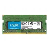 Crucial - DDR4 - 32 GB - SO-DIMM 260-pin - 2666 MHz / PC4-21300 - CL19 - 1.2 V - unbuffered - non-ECC