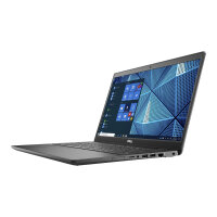 "Dell Latitude 3510 - Core i5 10210U / 1.6 GHz - Win 10 Pro 64-bit - 8 GB RAM - 1 TB HDD - 15.6"" 1366 x 768 (HD) - UHD Graphics - Wi-Fi, Bluetooth - grey - BTS - with 1 Year Basic Onsite"