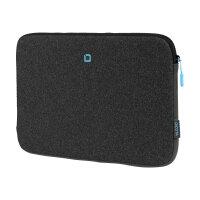 "DICOTA Skin FLOW - Notebook sleeve - 13"" - 14.1"" - blue, anthracite"