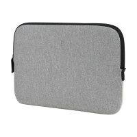 """DICOTA Skin URBAN - Notebook sleeve - 13"""" - grey - for Apple MacBook Air (13.3 in); MacBook Pro (13.3 in)"""