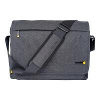 "techair EVO Laptop Shoulder Bag - Notebook carrying case - 14"" - 15.6"" - dark grey"