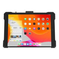 "MAXCases Extreme Folio - Flip cover for tablet - black - 10.2"" - for Apple 10.2-inch iPad (7th generation)"