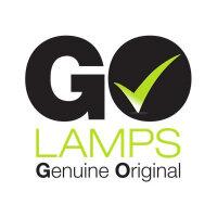 GO Lamps - Projector lamp (equivalent to: NEC 60003129) - for NEC U250X, U260W