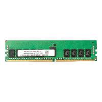 HP - DDR4 - 16 GB - DIMM 288-pin - 2666 MHz / PC4-21300 - 1.2 V - unbuffered - non-ECC - promo - for HP 280 G3, 280 G4, 280 G5, 285 G3, 290 G2, 290 G3, 290 G4; Desktop Pro A 300 G3, Pro A G2, Pro A G3; EliteDesk 705 G5, 800 G5, 800 G6 (DIMM), 805 G6 (DIMM