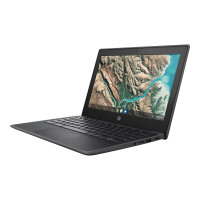 "HP Chromebook 11 G8 - Education Edition - Celeron N4020 / 1.1 GHz - Chrome OS 64 - 4 GB RAM - 16 GB eMMC - 11.6"" 1366 x 768 (HD) - UHD Graphics 600 - Wi-Fi, Bluetooth - chalkboard grey - kbd: UK"