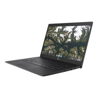 """HP Chromebook 14 G6 - Celeron N4020 / 1.1 GHz - Chrome OS 64 - 4 GB RAM - 32 GB eMMC - 14"""" 1366 x 768 (HD) - UHD Graphics 600 - Wi-Fi, Bluetooth - chalkboard grey - kbd: UK"""