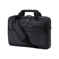 "HP Executive Slim Top Load - Notebook carrying case - 14.1"" - black - for Elite c1030; EliteBook 83X G7, 84X G7; EliteBook x360; ProBook 430 G8, 640 G8"
