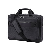 """HP Executive Top Load - Notebook carrying case - 15.6"""" - black - for HP 25X G8; Elite c1030; ProBook 430 G8, 640 G8, 650 G8; ZBook Power G7; ZBook Fury 15 G7"""