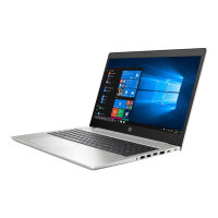 "HP ProBook 450 G7 - Core i5 10210U / 1.6 GHz - Win 10 Pro 64-bit - 8 GB RAM - 256 GB SSD NVMe, HP Value - 15.6"" IPS 1920 x 1080 (Full HD) - UHD Graphics 620 - Bluetooth, Wi-Fi - pike silver plastic - kbd: UK"