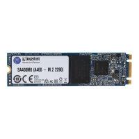 Kingston A400 - Solid state drive - 480 GB - internal - M.2 2280 - SATA 6Gb/s