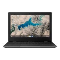 "Lenovo 100e Chromebook (2nd Gen) AST 82CD - A4 9120C / 1.6 GHz - Chrome OS - 4 GB RAM - 32 GB eMMC - 11.6"" TN 1366 x 768 (HD) - Radeon R4 - Wi-Fi, Bluetooth - black - kbd: UK"