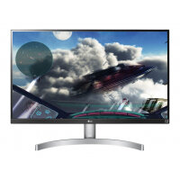"LG 27UL600-W - LED monitor - 27"" - 3840 x 2160 4K @ 60 Hz - IPS - 350 cd/m² - 1000:1 - 5 ms - 2xHDMI, DisplayPort"