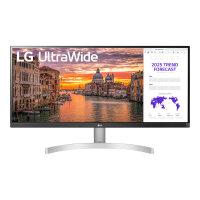 "LG 29WN600 - LED monitor - 29"" - 2560 x 1080 UWFHD @ 75 Hz - IPS - 250 cd/m² - 1000:1 - 5 ms - 2xHDMI, DisplayPort - speakers"