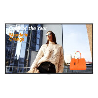 "LG 49UH5F - 49"" Diagonal Class UH5F Series LED display - digital signage - webOS - 4K UHD (2160p) 3840 x 2160 - black"