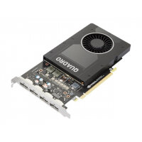 NVIDIA Quadro P2200 - Graphics card - Quadro P2200 - 5 GB GDDR5X - PCIe 3.0 x16 - 4 x DisplayPort - OEM - for ThinkStation P330 (2nd Gen) 30CY (400 Watt), 30D0 (400 Watt), 30D3 (400 Watt); P520 30BE, 30BF, 30BQ; P520c 30BX, 30BY, 30C0; P720 30BA, 30BB, 30