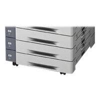 OKI High-Capacity Feeder - Media tray / feeder - 1590 sheets in 1 tray(s) - for OKI PRO9431dn, Pro9431Ec, Pro9541dn, PRO9542; C911dn, 931, 931dn; ES 9431dn, 9541dn