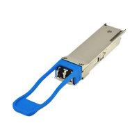Mellanox - QSFP28 transceiver module - 100 Gigabit Ethernet - 100GBase-LR4 - up to 10 km - 1310 nm