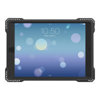 MAXCases Shield Extreme-X - Protective case for tablet - rugged - polycarbonate, thermoplastic polyurethane (TPU) - black - for Apple 10.2-inch iPad (7th generation)