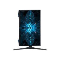 "Samsung Odyssey G7 C27G75TQSU - G75T Series - QLED monitor - curved - 27"" (26.9"" viewable) - 2560 x 1440 WQHD @ 240 Hz - VA - 600 cd/m² - 2500:1 - 1 ms - HDMI, 2xDisplayPort - black"