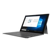 "Lenovo IdeaPad Duet 3 10IGL5 82AT - Tablet - with detachable keyboard - Pentium Silver N5030 / 1.1 GHz - Win 10 Pro 64-bit - 8 GB RAM - 128 GB eMMC - 10.3"" touchscreen 1920 x 1200 - UHD Graphics 605 - Wi-Fi, Bluetooth - graphite grey - kbd: UK"