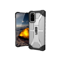 """UAG Rugged Case for Samsung Galaxy S20+ (6.7-inch screen) - Plasma Ice - Back cover for mobile phone - rugged - ice - 6.7"""" - for Samsung Galaxy S20+, S20+ 5G"""
