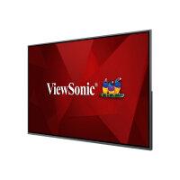 "ViewSonic CDE8620 - 86"" Diagonal Class (86"" viewable) LED display - digital signage - 4K UHD (2160p) 3840 x 2160 - D-LED Backlight"