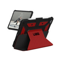 "UAG Rugged Case for iPad Pro 11 (2nd Gen, 2020) - Metropolis Magma - Flip cover for tablet - rugged - polyurethane, thermoplastic polyurethane (TPU) - magma - 11"" - for Apple 11-inch iPad Pro (2nd generation)"